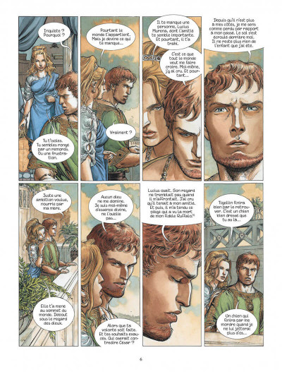 Page 6 Murena tome 11