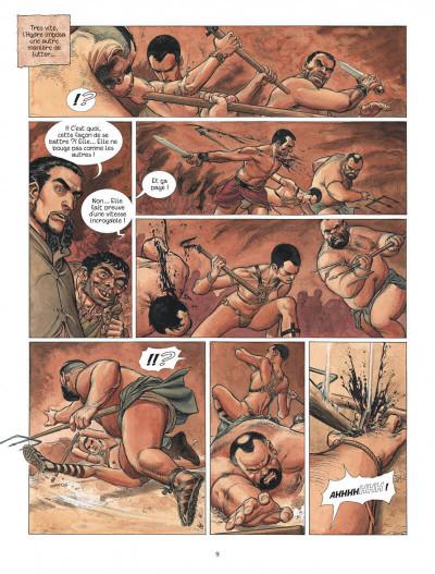Page 9 Murena tome 11