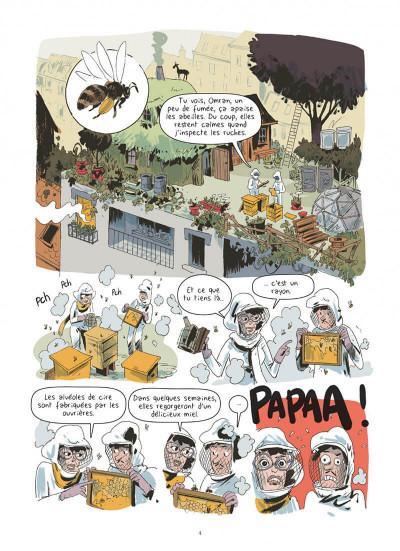 Page 4 Yasmina tome 1