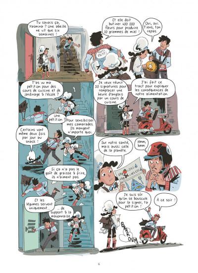 Page 6 Yasmina tome 1