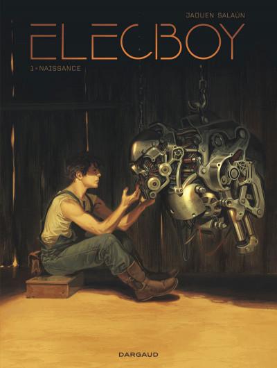 Couverture Elecboy tome 1