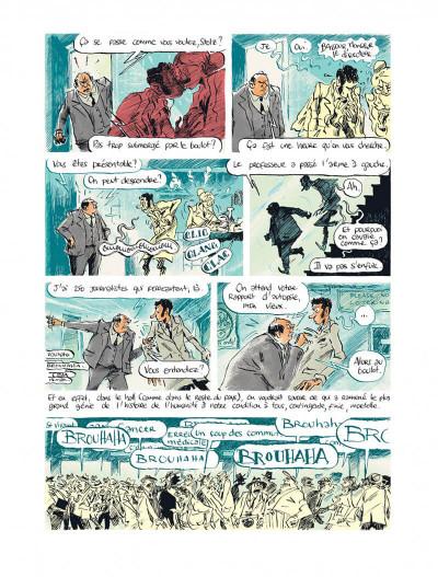 Page 8 La fuite du cerveau