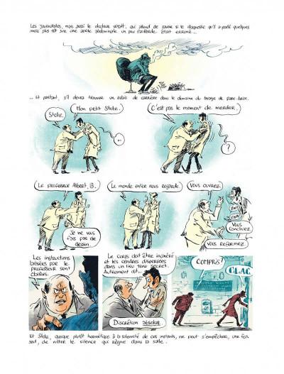 Page 9 La fuite du cerveau