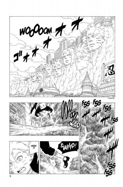 Page 9 Boruto tome 10