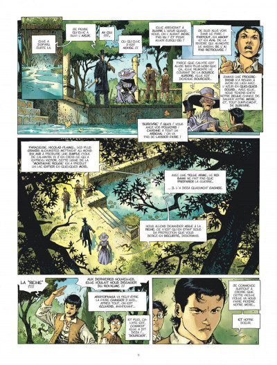Page 9 Aristophania tome 3