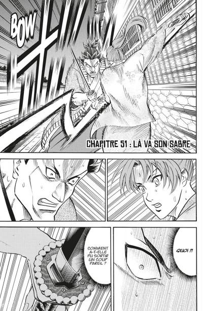 Page 4 Gamaran, le tournoi ultime tome 7