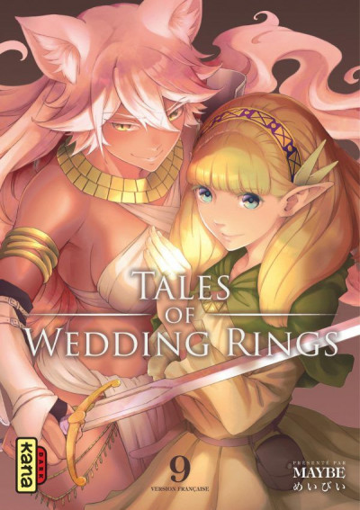 Couverture Tales of wedding rings tome 9