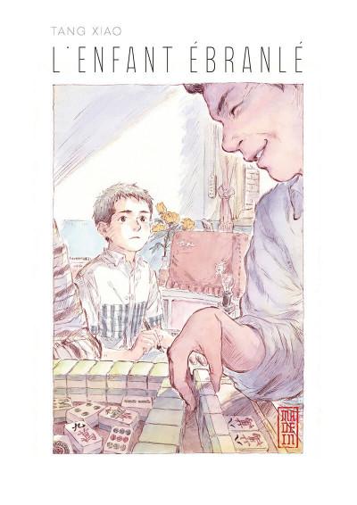 Page 2 L'enfant ébranlé