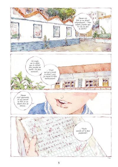 Page 6 L'enfant ébranlé