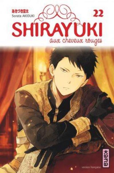 Couverture Shirayuki aux cheveux rouges tome 22