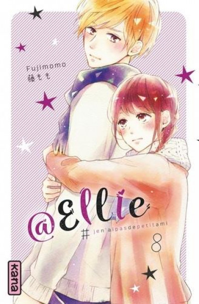 Couverture @Ellie tome 8