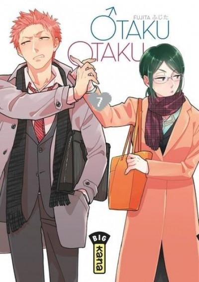 Couverture Otaku otaku tome 7