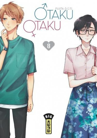 Couverture Otaku otaku tome 8