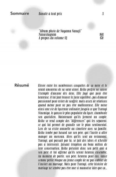Page 3 Banale à tout prix tome 11