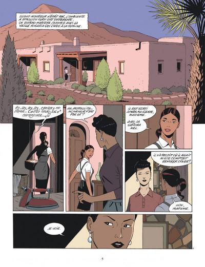 Page 5 De l'autre côté de la frontière