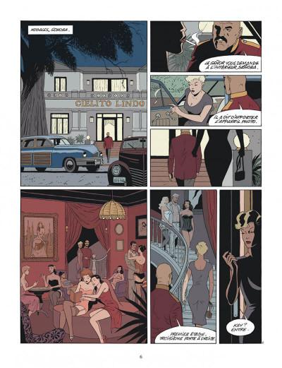 Page 6 De l'autre côté de la frontière