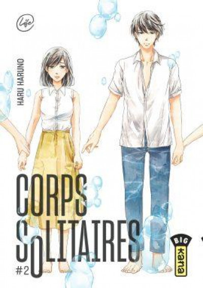 Couverture Corps solitaires tome 2