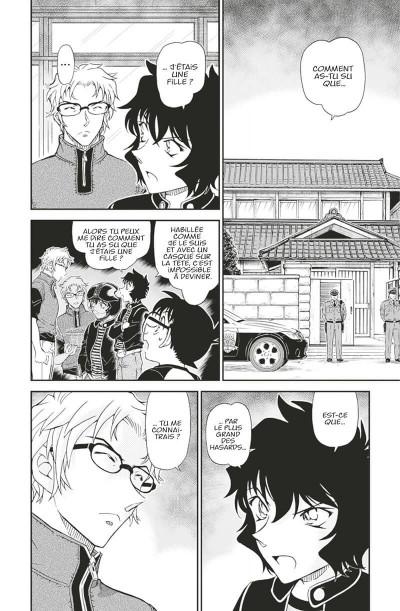 Page 5 Détective Conan tome 98