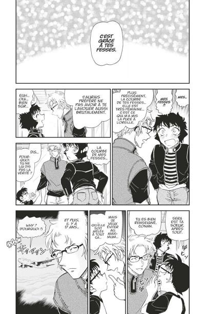 Page 6 Détective Conan tome 98