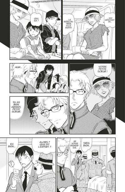 Page 8 Détective Conan tome 98