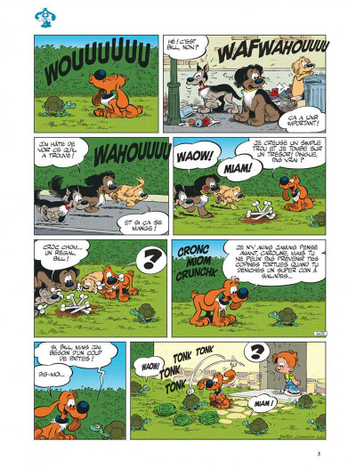 Page 3 Boule & Bill tome 41