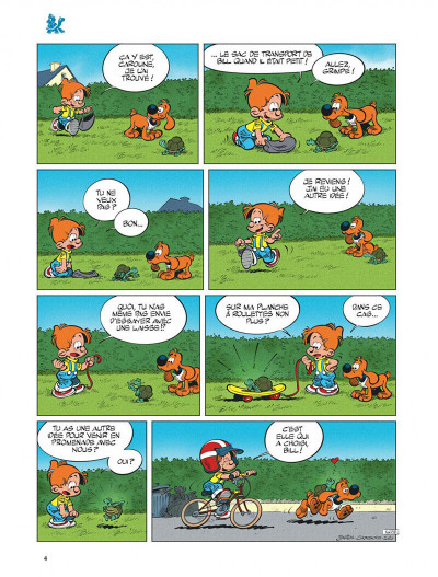 Page 4 Boule & Bill tome 41