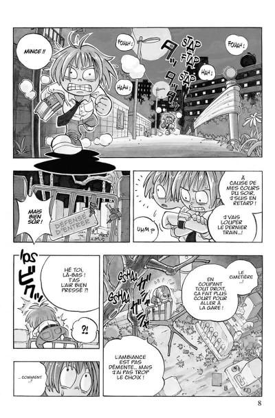 Page 8 Shaman king - star edition tome 1