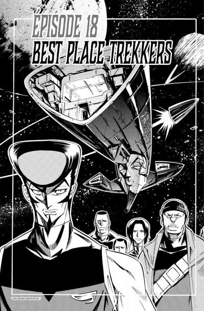 Page 9 Shaman king - star edition tome 2