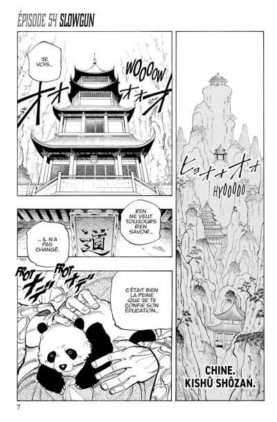 Page 7 Shaman king - star édition tome 4