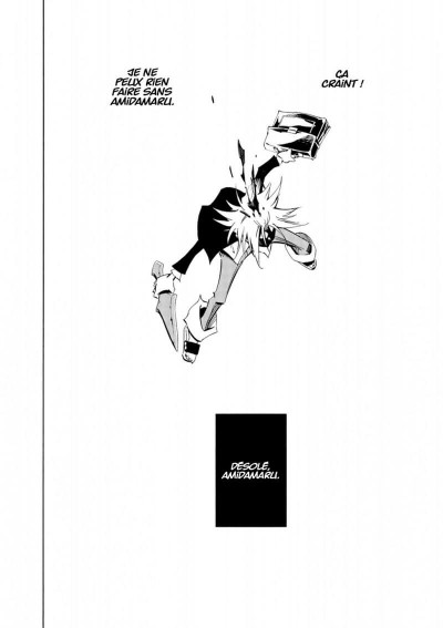 Page 8 Shaman king flowers tome 3