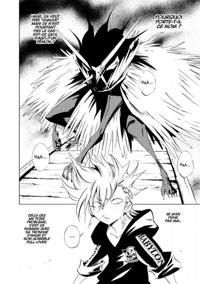 Page 6 Shaman king flowers tome 4