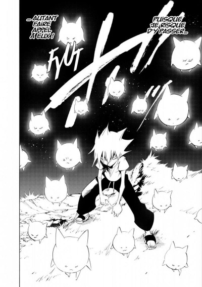 Page 8 Shaman king flowers tome 4