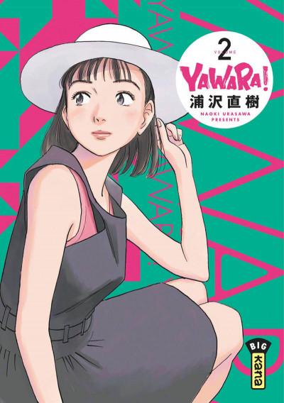 Couverture Yawara ! tome 2