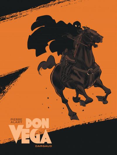 Couverture Don Vega + ex-libris offert