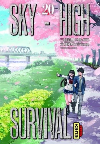 Couverture Sky-high survival tome 20