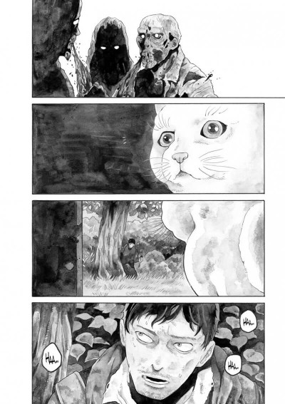 Page 4 Walking cat tome 1