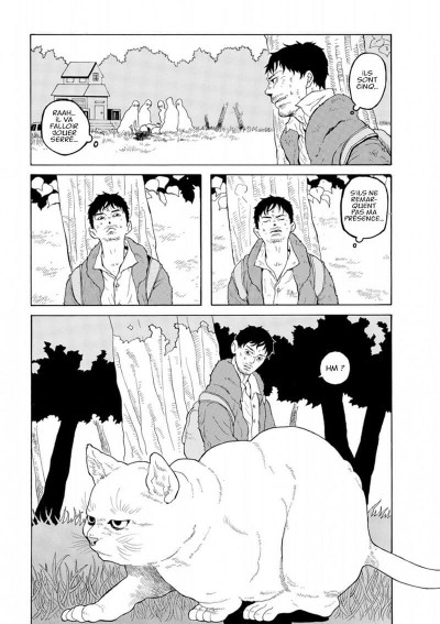 Page 5 Walking cat tome 1
