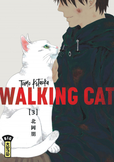 Couverture Walking cat tome 3