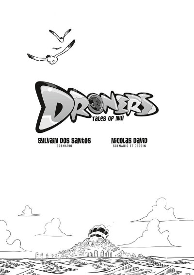 Page 2 Droners tome 1