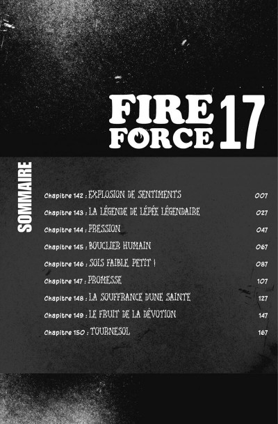Page 6 Fire force tome 17