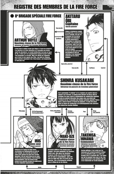 Page 5 Fire force tome 18