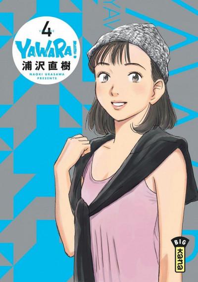 Couverture Yawara ! tome 4