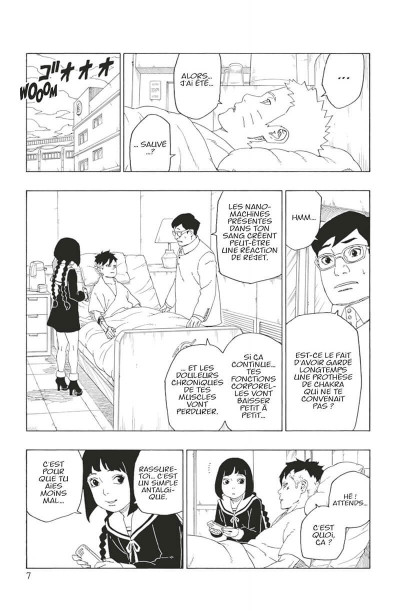 Page 8 Boruto tome 12