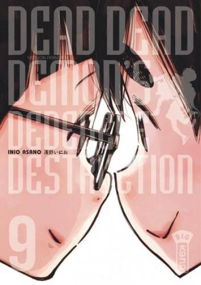 Couverture Dead dead demon's dededededestruction tome 9