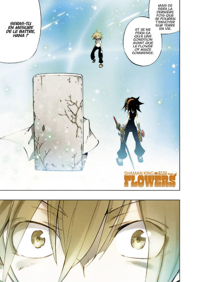 Page 2 Shaman king flowers tome 5