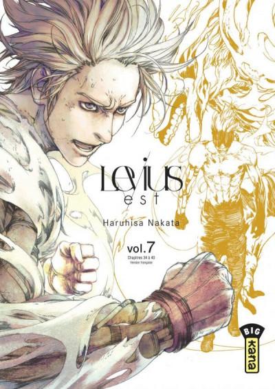 Couverture Levius est tome 7