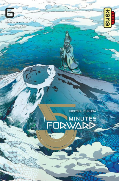 Couverture 5 minutes forward tome 6