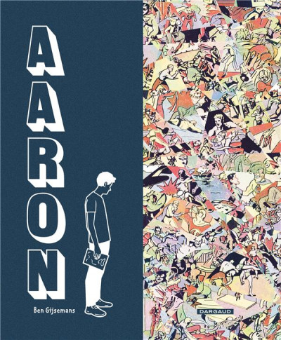 Couverture Aaron