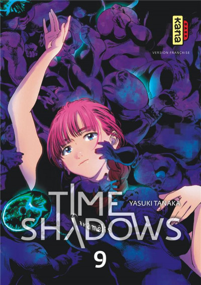 Couverture Time shadows tome 9
