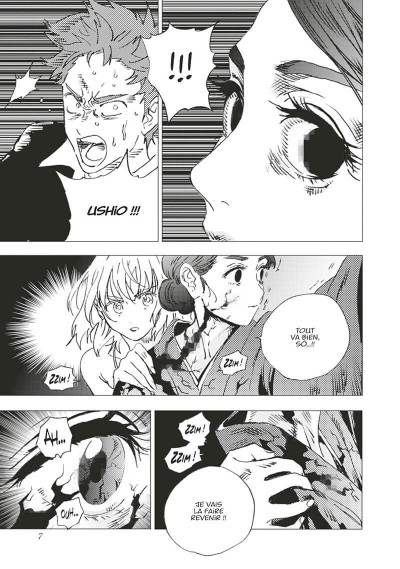 Page 6 Time shadows tome 9
